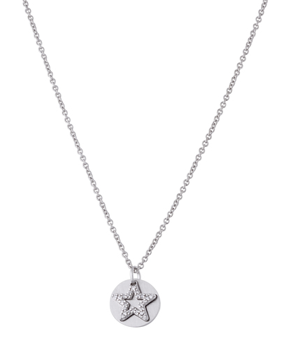 Halskette Brilliance Star 925 Sterling Silber Esprit 4891945935153