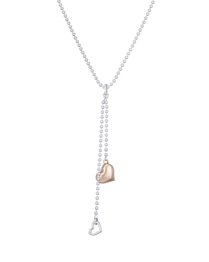 Halskette Endless Love Rose 925 Sterling Silber Esprit 4891945384081