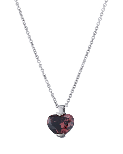 Halskette Pure Love Berry 925 Sterling Silber Esprit 4891945868529