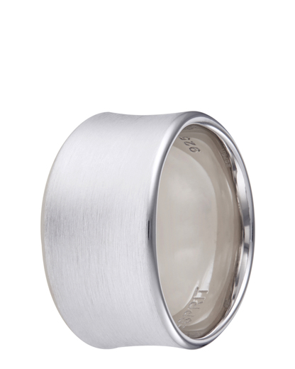 Ring Bold & Pure 925 Sterling Silber Esprit