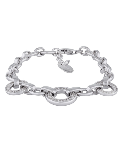 Armband Smooth Chic Glamour 925 Sterling Silber Esprit 4891945370015