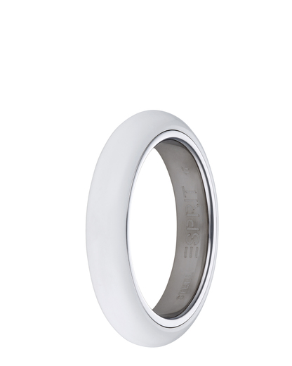 Ring Marin 68 White Resin Esprit