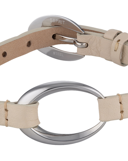 Armband Ovality Metall Esprit beige,silber  4891945386368