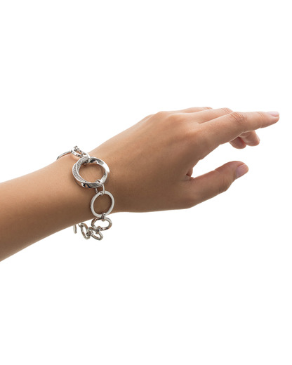 Armband Olympia Glam 925 Sterling Silber Esprit Collection silber Kein Schmuckstein 4891945920968
