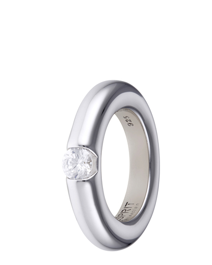 Ring Peribess Solitaire 925 Sterling Silber Esprit Collection
