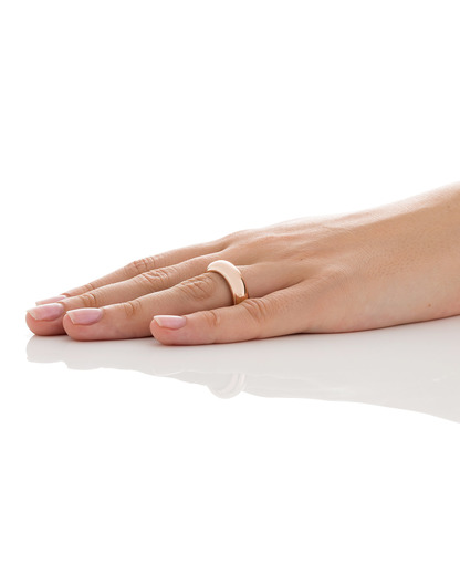 Ring Perimagna Rose 925 Sterling Silber Esprit Collection roségold Kein Schmuckstein