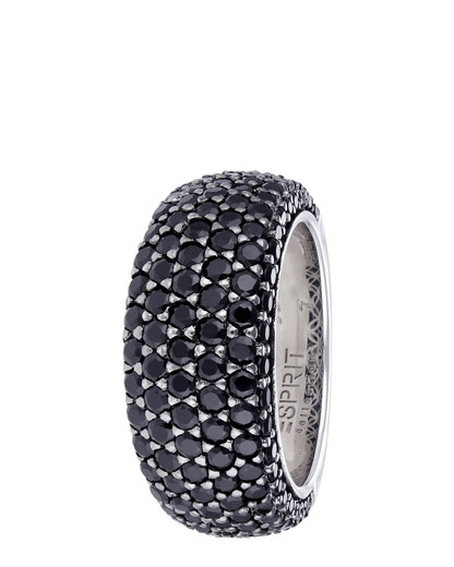 Ring Amorana Night 925 Sterling Silber Esprit Collection