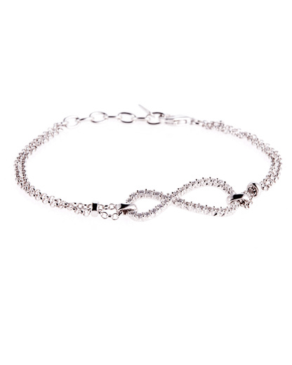 Armband Infinity 925 Sterling Silber Esprit 4891945412913