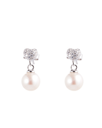 Ohrstecker Lovely Pearl 925 Sterling Silber Esprit 4891945413606