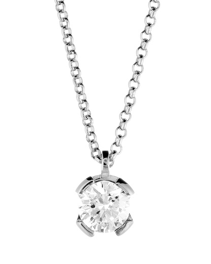 Halskette 925 Sterling Silber-Zirkonia Esprit Collection 4891945424473