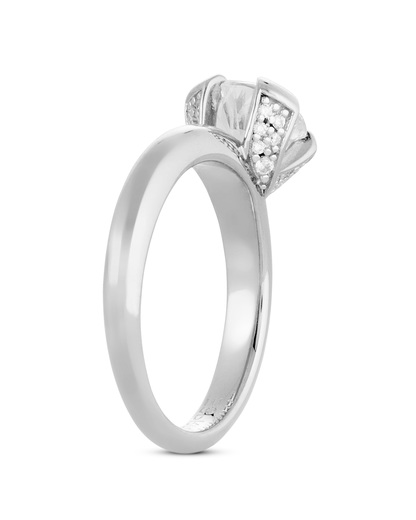 Ring 925 Sterling Silber-Zirkonia Esprit Collection silber Zirkonia