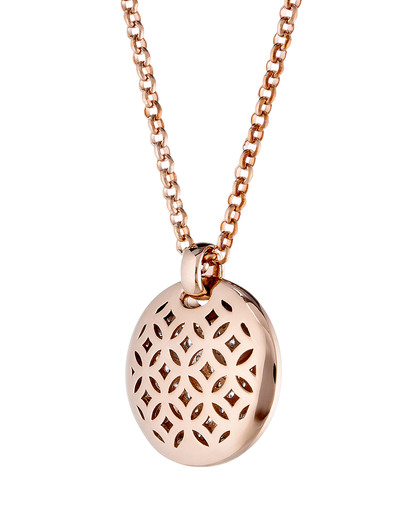 Halskette 925 Sterling Silber-Zirkonia Esprit Collection roségold Zirkonia 4891945424152