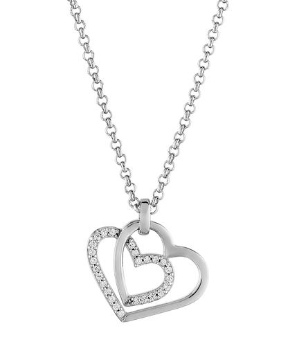 Halskette Promise of Love 925 Sterling Silber Esprit 4891945202255
