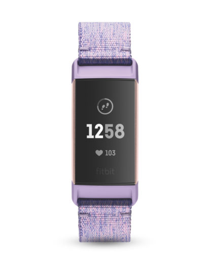 Fitness-Armband Charge 3 Special Edition FB410RGLV-EU FITBIT 811138031046