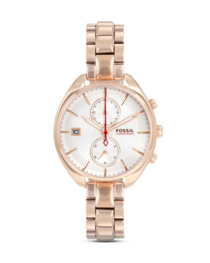 Chronograph Land Racer CH2977 Fossil roségold 4053858451315