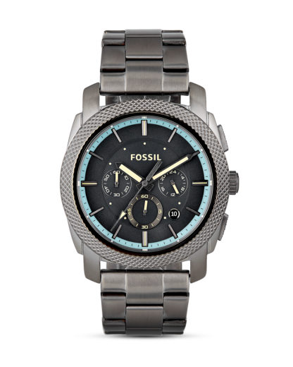 Chronograph Machine FS5172 FOSSIL grau 4053858644595