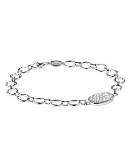 Armband STERLING CLASSICS 925 Sterling Silber FOSSIL 4053858020498