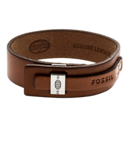 Armband VINTAGE CASUAL Messing FOSSIL 4053858151819