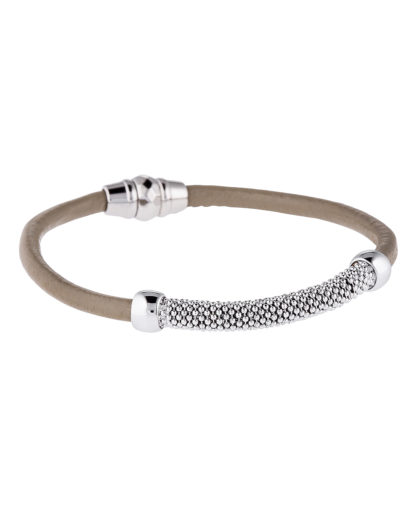 Armband Classy Sheffield Edelstahl FOSSIL 4053858352483