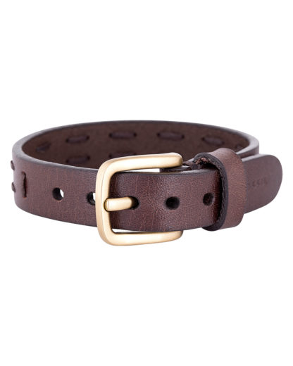 Armband Leather Wrap Leder FOSSIL 4053858460478
