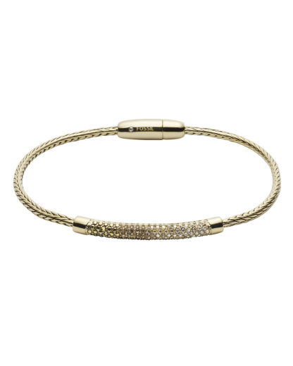Armband Thin Glitz Ombre aus Metall FOSSIL 4053858573406