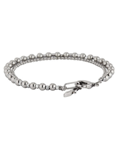Armband Fashion aus Edelstahl Fossil silber  4053858612457