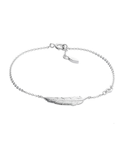 Armband aus 925 Sterling Silber FOSSIL 4053858699373