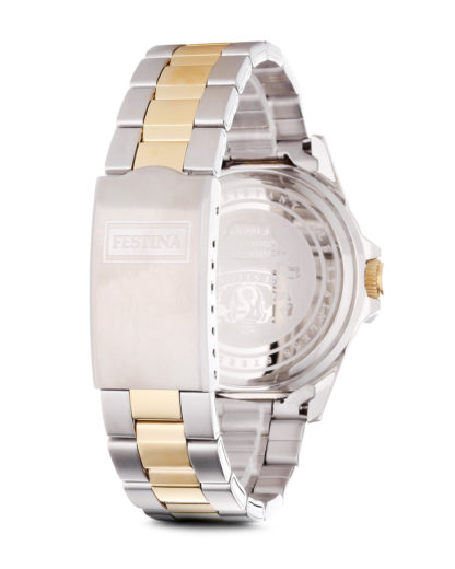 Quarzuhr Boyfriend Collection f16691/2 Festina Damen Edelstahl vergoldet 8430622580291