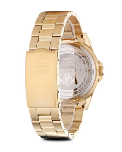 Quarzuhr Boyfriend Collection f16693/2 Festina Damen Edelstahl vergoldet 8430622580376