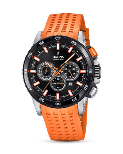 Chronograph Chrono Bike 2018 F20353/6 Festina Orange 8430622713637