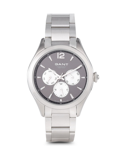 Quarzuhr graue CRAWFORD W70571 GANT TIME grau,silber 7340015325815