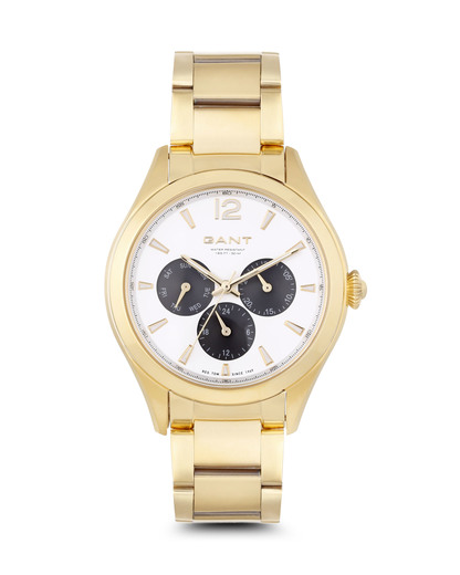 Quarzuhr CRAWFORD W70573 GANT TIME gold 7340015325839