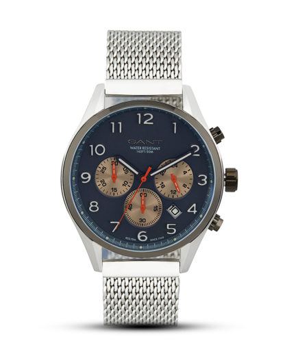Chronograph Blue Hill GT009003 GANT TIME blau,silber 7340015319548