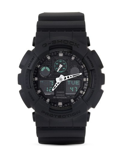 Digitaluhr GA-100MB-1AER G-SHOCK schwarz 4971850056119