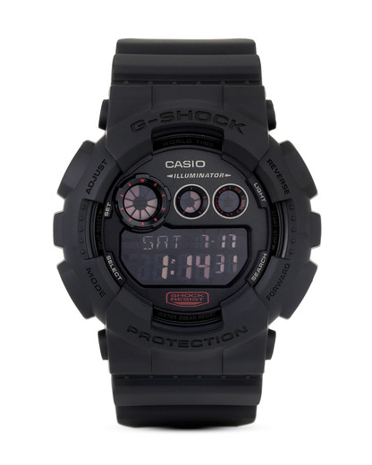Digitaluhr GD-120MB-1ER G-SHOCK schwarz 4971850055655
