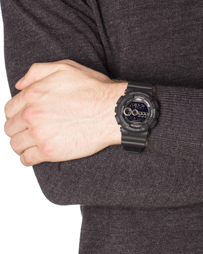Digitaluhr GD-100-1BER G-SHOCK Herren Resin 4971850925125
