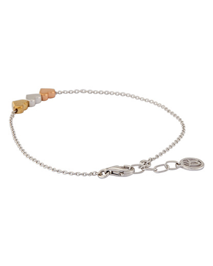 Armband aus 925 Sterling Silber Gab&Ty gold,roségold,silber  4250945520453