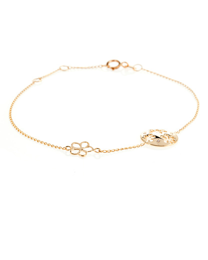 Armband 375 Gold Goldvogel Berlin 4006046205085