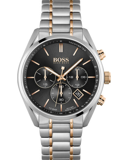 Hugo Boss Herren-Uhren Analog Quarz Hugo Boss Schwarz 7613272416474