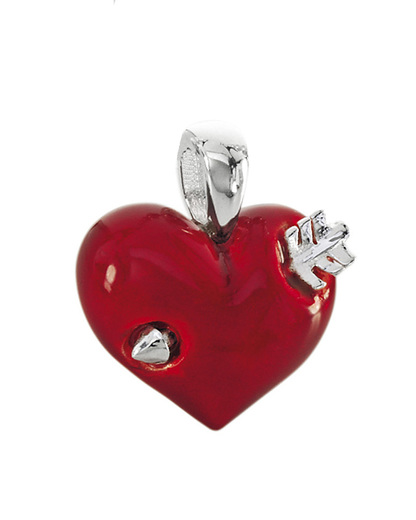 Kettenanhänger My Only One 925 Sterling Silber Heartbreaker 4260168182208