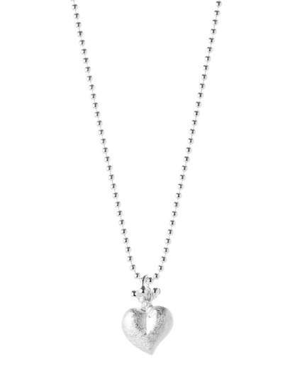 Halskette CROWN OF MY HEART 925 Sterling Silber Heartbreaker 4260168197103