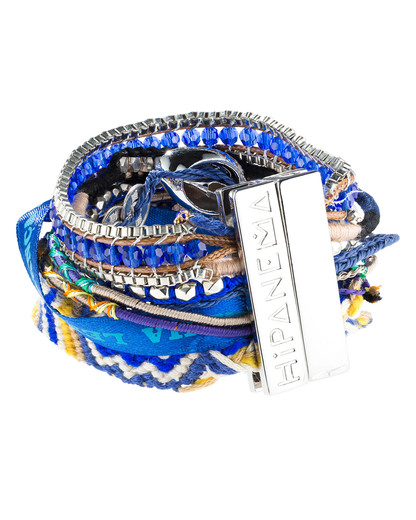 Armband SAILOR Metall HIPANEMA 4250945502329