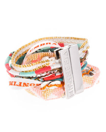 Armband Sunset Stoff HIPANEMA 4250945507225