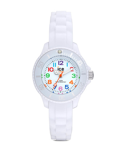 Quarzuhr Ice-Mini Mini MNWEMS12 Ice Watch weiß 4895164003617