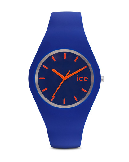Quarzuhr Ice Unisex ICEBEUS12 Ice Watch blau 4895164002382