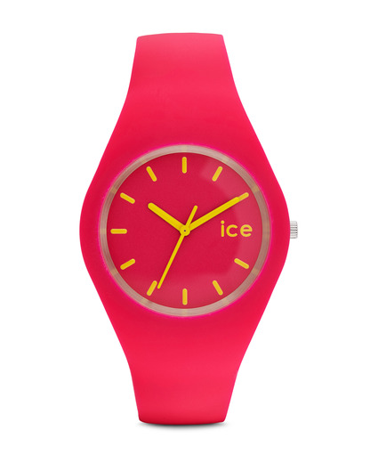 Quarzuhr Ice Unisex ICECHUS12 Ice Watch pink 4895164004478