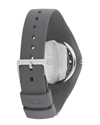 Quarzuhr Ice Unisex ICEGYUS12 Ice Watch grau 4895164002375