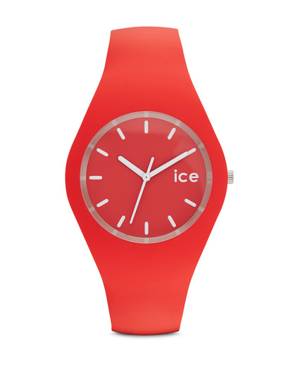 Quarzuhr Ice Unisex ICERDUS12 Ice Watch rot 4895164004461