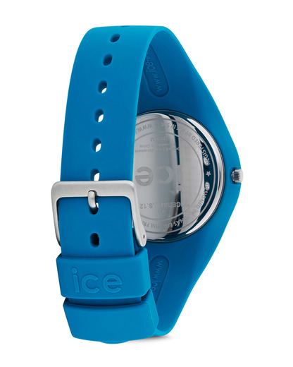 Quarzuhr Ice Unisex ICESBUS12 Ice watch Damen Silikon 4895164004454