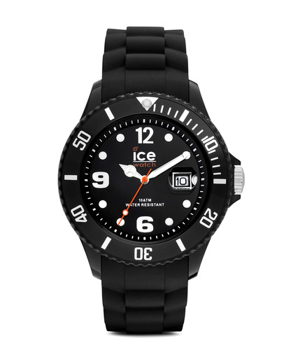 Quarzuhr Ice-Forever Big SIBKBS09 Ice Watch schwarz 4897028000855